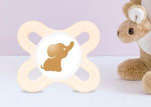 Start napp för nyfödd vit